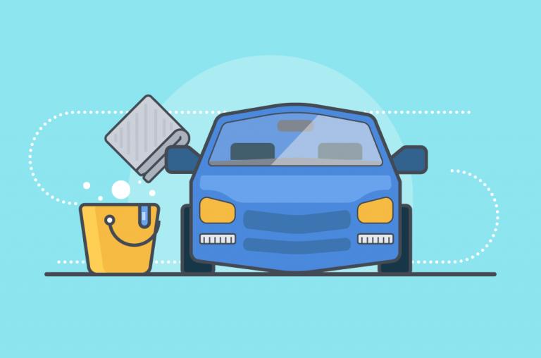 Что такое сухая автомойка?