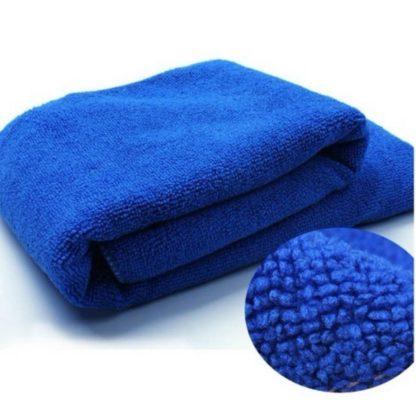 Микрофибра для удаления грязи и полировки